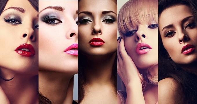 Idéias maquiagem noite