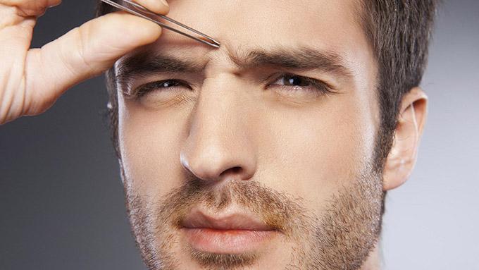 Можно ли изменить форму бровей мужчине thumbnail
