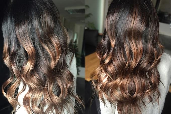 Como escolher um tom de cabelo adequado para a cor dos olhos?