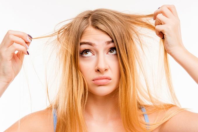 Condição do cabelo