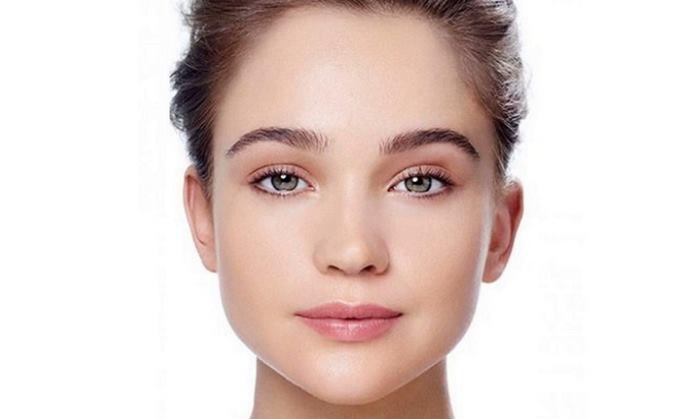 Форма бровей по типу лица