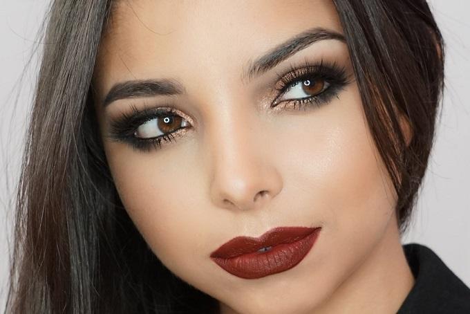 Idéias de maquiagem para diferentes tipos de olhos