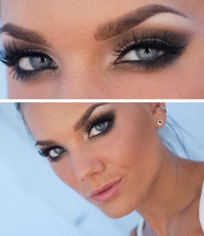 Olhos cinzentos