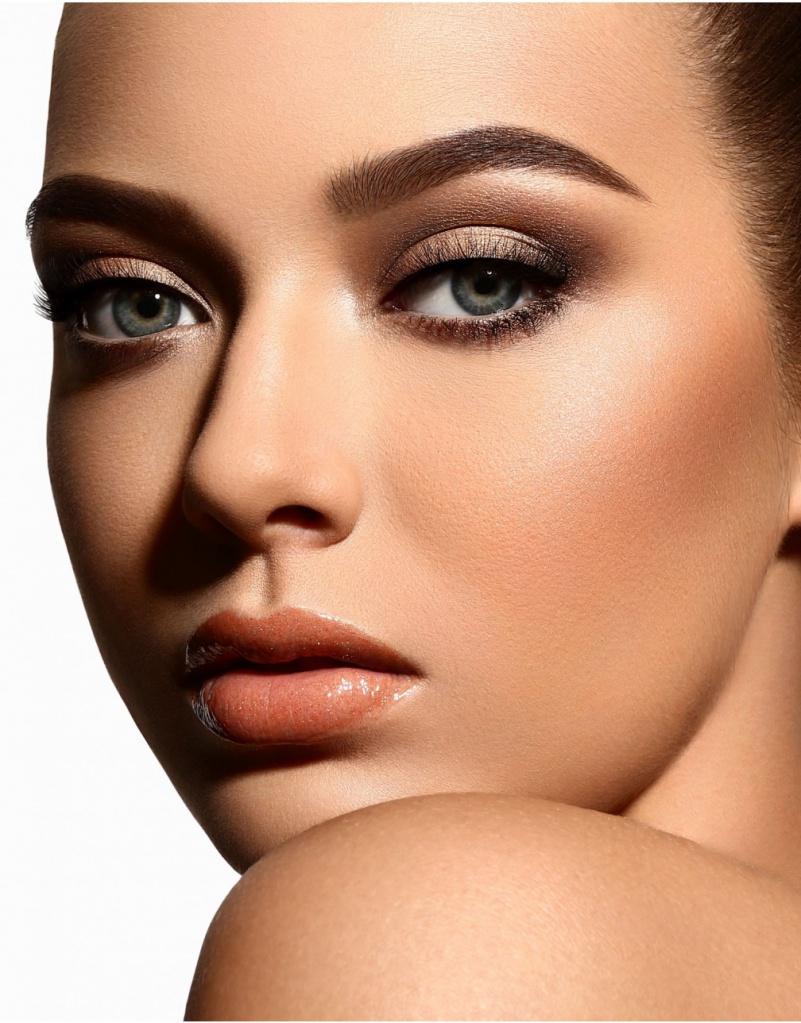 картинка с перманентным макияжем фотосессии, сделанные после